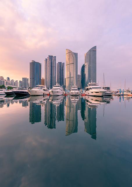 Busan Marine City