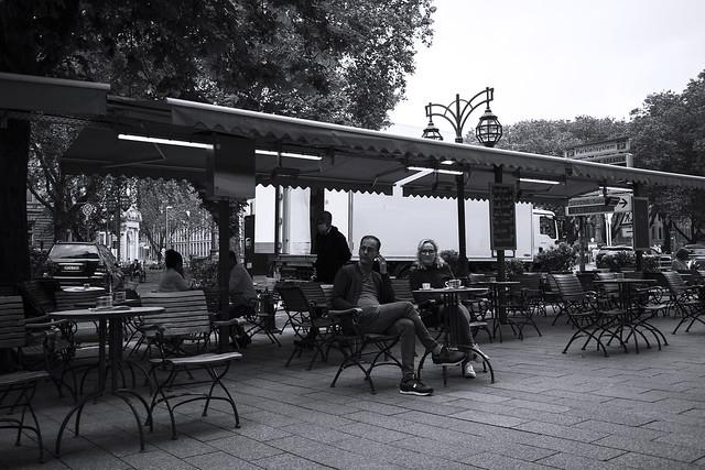 café @ Kö, Düsseldorf
