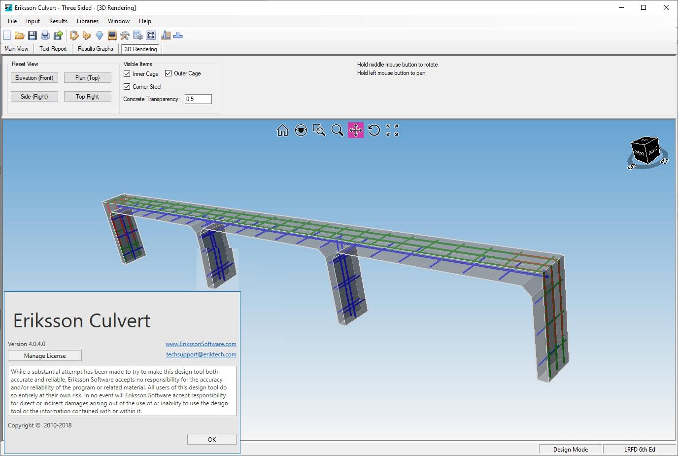 Download Eriksson Technologies Culvert v4.0.4 full license