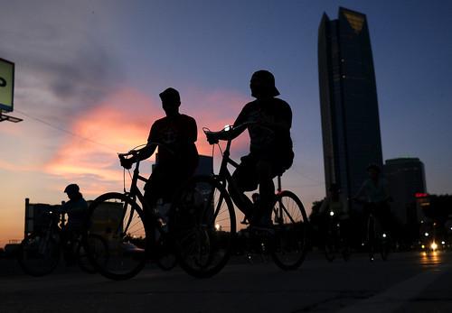 Full Moon Bike Ride 2021