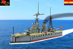 Battleship Jaime I