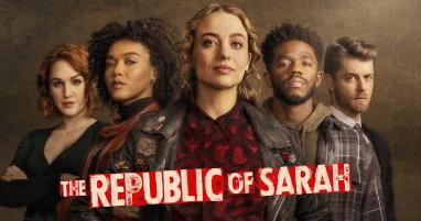 Where was The Republic of Sarah filmed