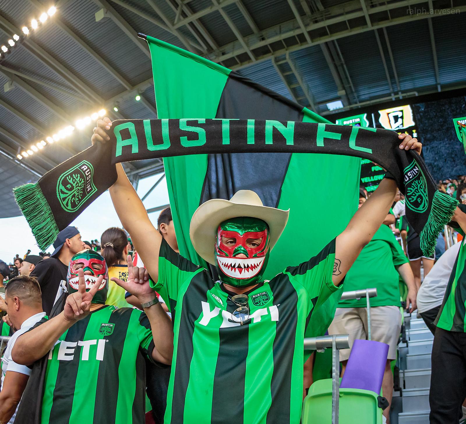 Austin FC   Texas Review   Ralph Arvesen