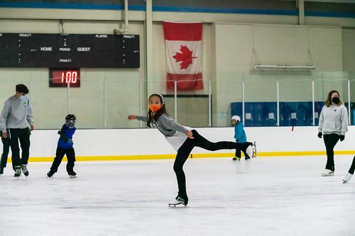 Cabin John Ice Arena 2021