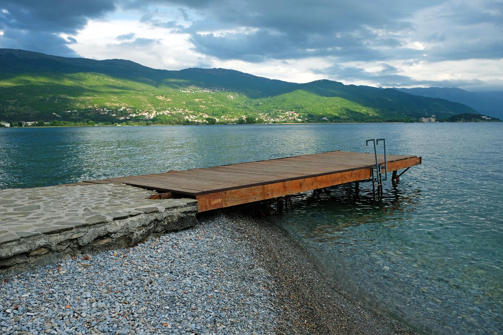 Potpesh Beach, North Macedonia