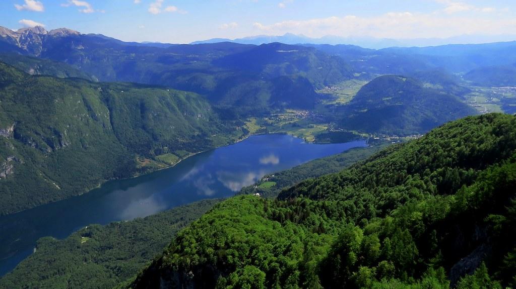 Sommertag in Slowenien - Summer day in Slovenia (Bohinj)