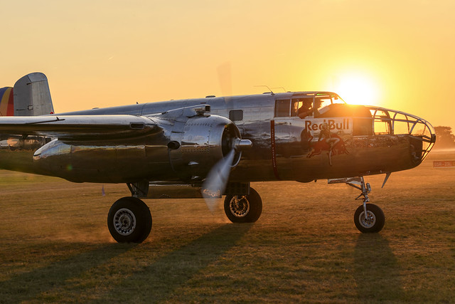 North American B-25J