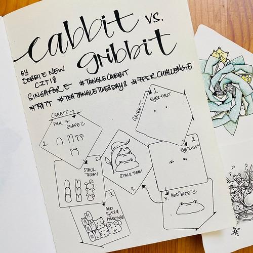 New Variation on Cabbit - Gribbit Edition