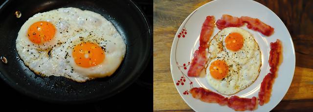Monday morning breakfast