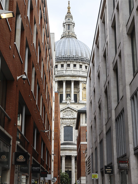 Near St. Paul's, London