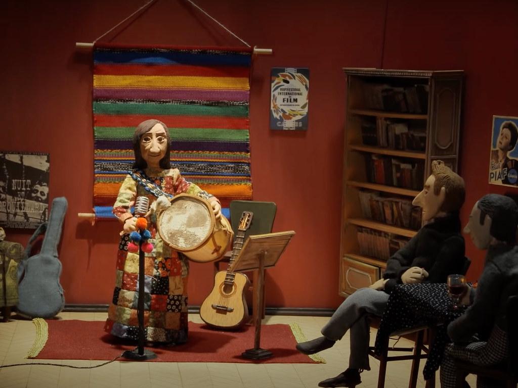 Cantar com sentido, uma biografia de Violeta Parra