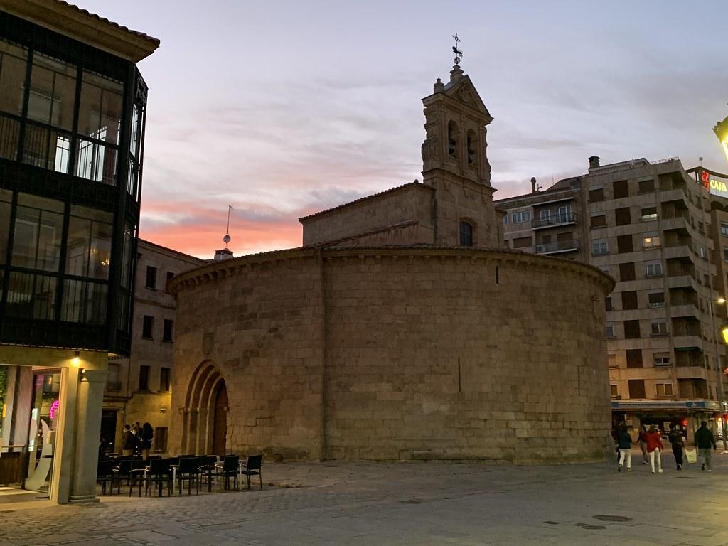 Cielos rojos en Salamanca.  (7)