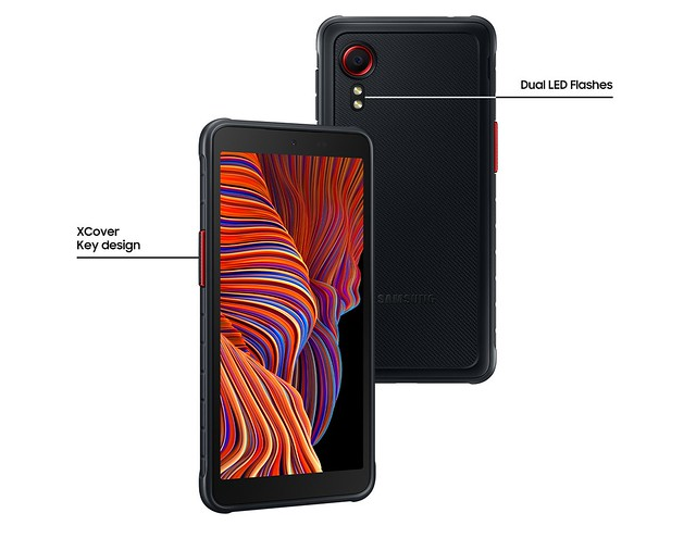 samsung xcover 5 feature