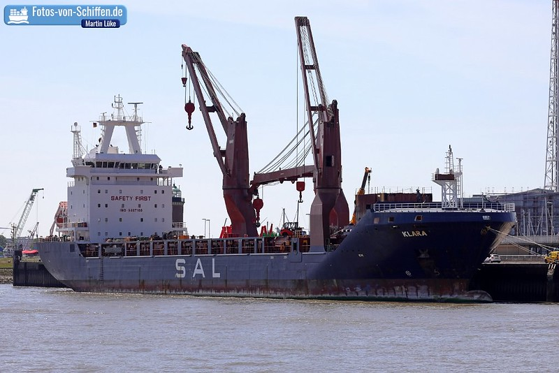 Schwerlastschiffe - Heavy load vessels