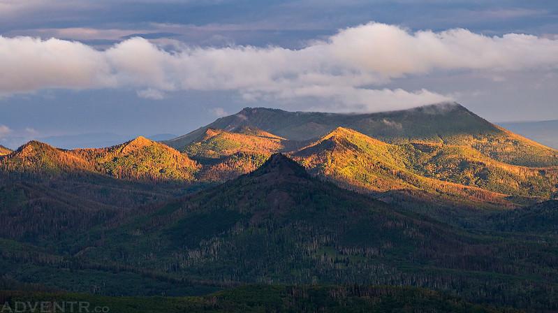 Shield Mountain & City Mountain