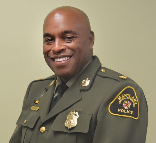 Photo of Major Robert Kersey