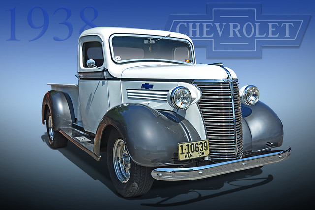 38 Special - 1938 Chevy Pickup