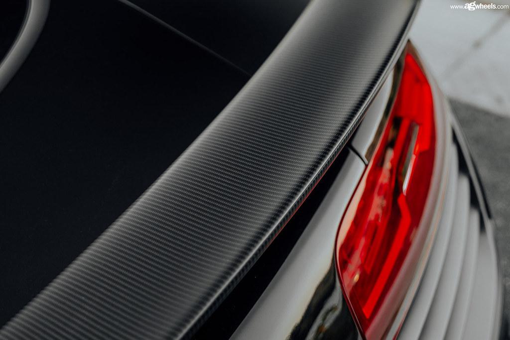 Audi R8 AG Wheels F531 Polished DDT