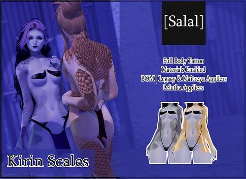 [Salal] Kirin Scales *Gift*