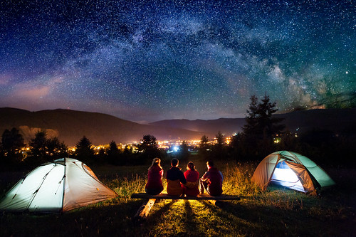 3 Tips And Ideas For A Unique Camping Experience