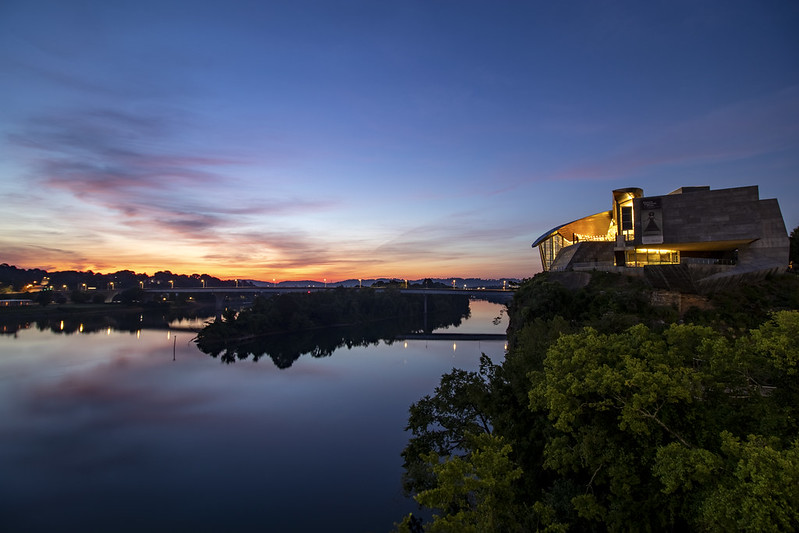 Hunter Museum of American Art, Tennessee River, Chattanooga, Tennessee 2