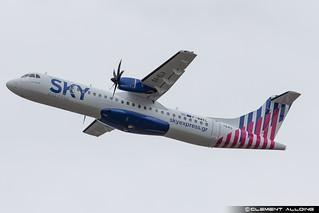 Sky Express ATR 72-600 (72-212A) cn 1643 F-WWEL // SX-ELV
