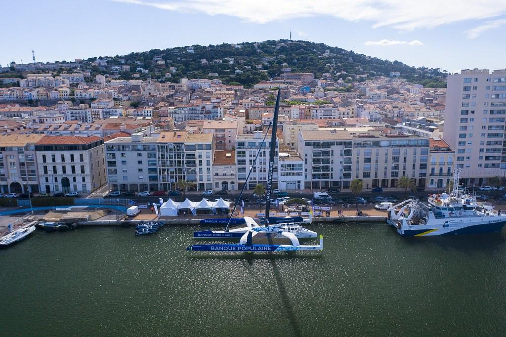 Tournée Maxi Banque Populaire XI - Sète