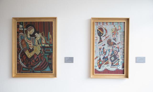 Exposición 'Arthur Tashko en casa.