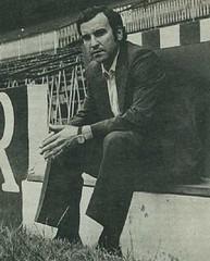 Temporada 1977/78: Koldo Aguirre, entrenador del Athletic de Bilbao