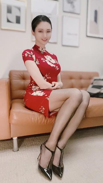 la belle femme chinoise