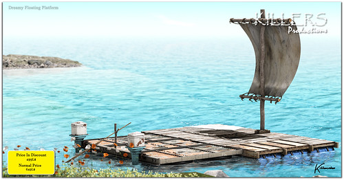 """""""Killer's"""" Dreamy Floating Platform On Discount @ Cosmopolitan Event Starts From 28th June"""