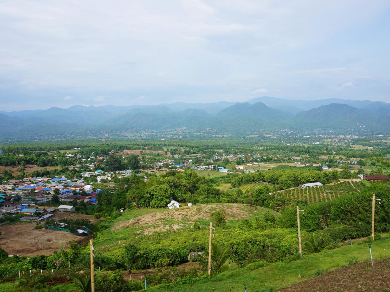 Pai Thailand landscape