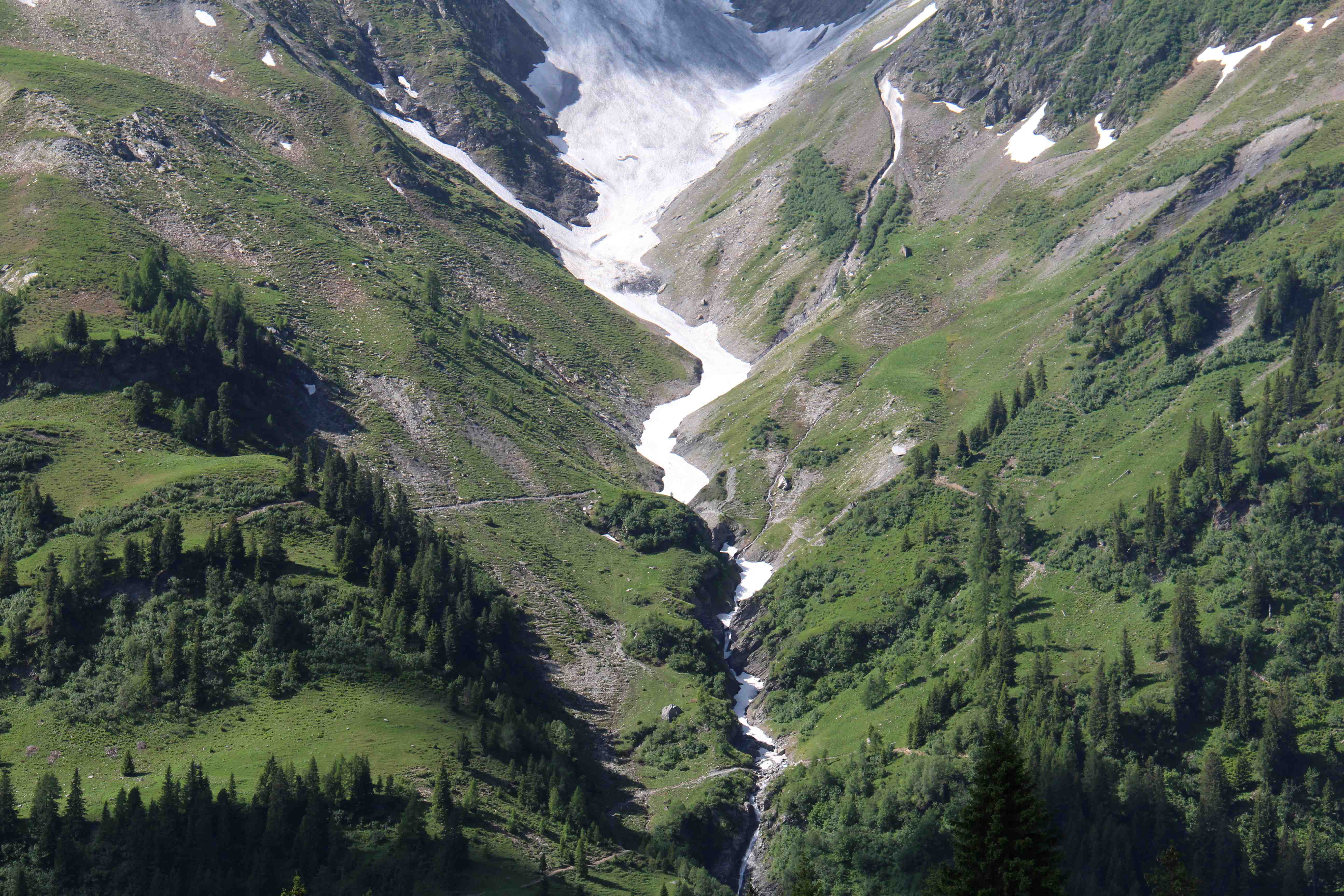 Wanderung Alp Sardona
