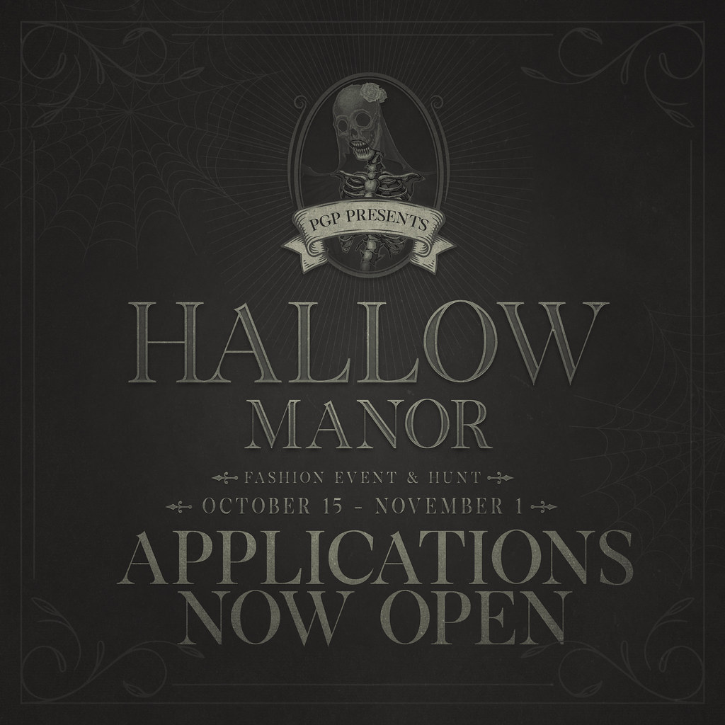 Hallow Manor – Applications Open