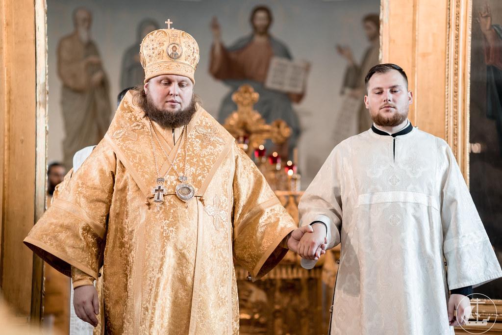 28-29 июня 2021. Литургия. Выпуск  / 28-29 June 2021. Divine Liturgy. The Graduation