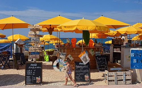 Beach cafe. From Heading to the Beach? Your Indispensable Packing List