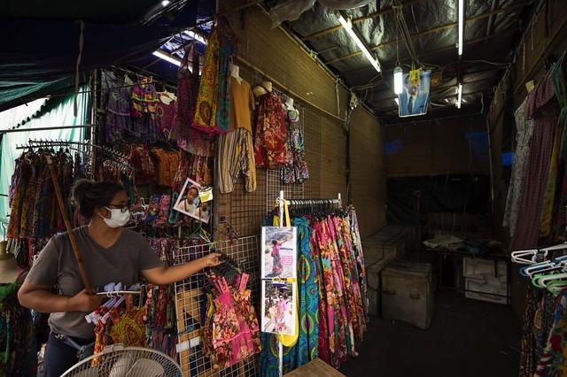 Pasar Chatuchak Di Thailand