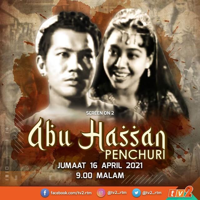 Filem Abu Hassan Penchuri