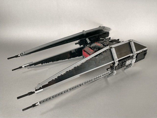 Kylo ren's tie silencer (Instructions available!)