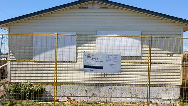 Sheriffs shutter drug house in Slave Lake