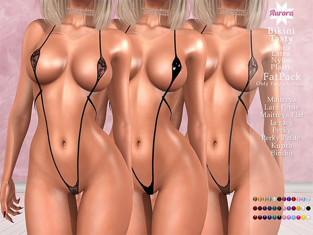 AURORA Bikini Tasty FatPack