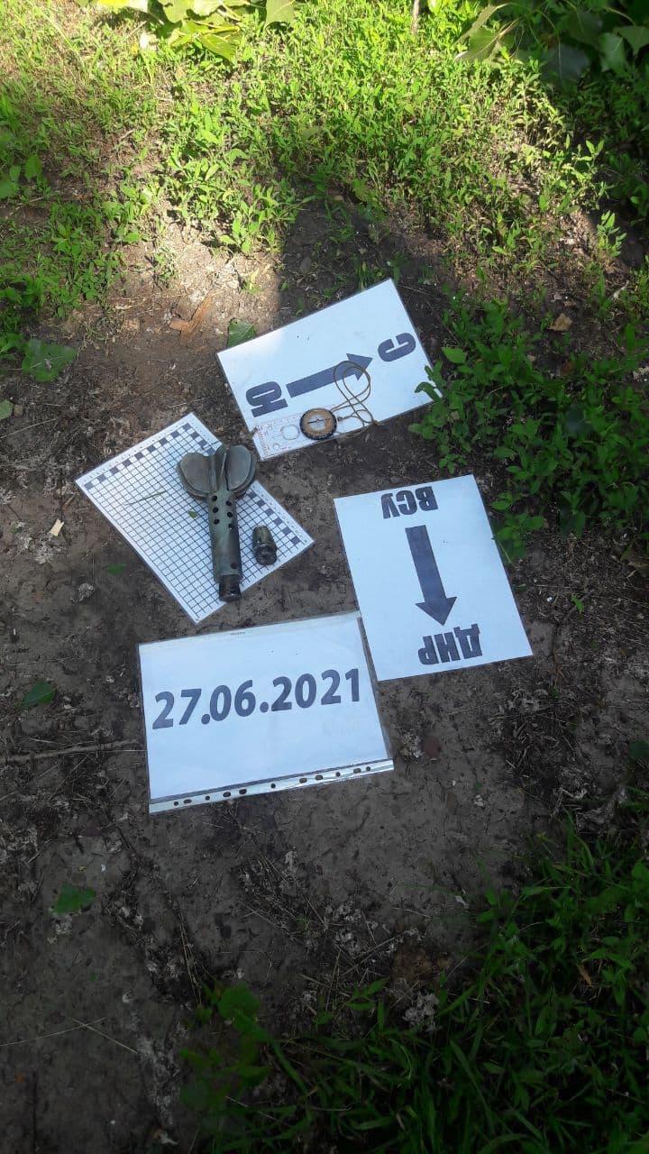 Direction des tirs venant de l'armée ukrainienne qui ont blessé une civile à Gorlovka