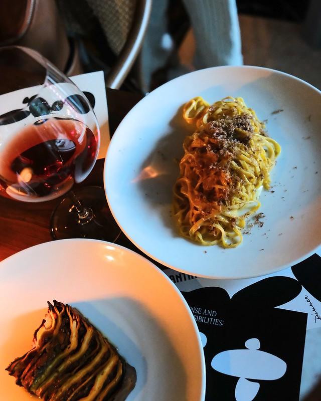 Miantiao Restaurant & Bar | Kitchen Table Restaurants | Shangri-La Hotel Vancouver