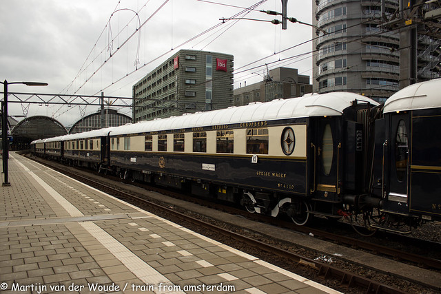 20210623_NL_Amsterdam-Centraal_RXP 9901 with Venice Simplon Orient Express