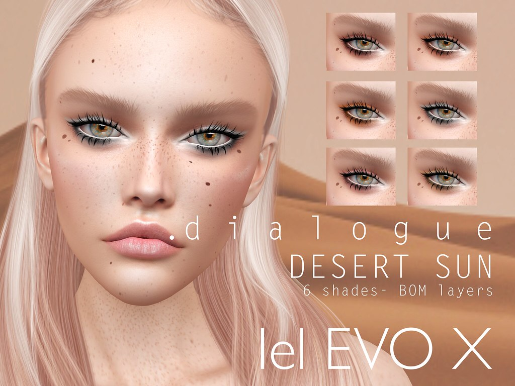 DESERT SUN out now @ ECLECTIC Event