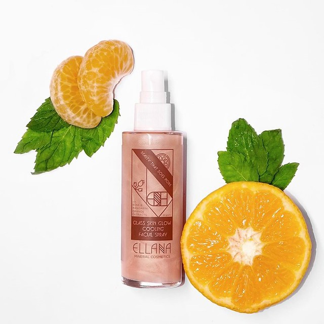 ellana mineral cosmetics skincare