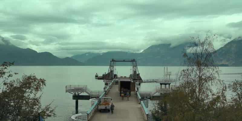 Harbor Island dock