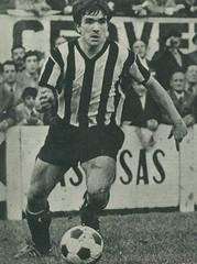 Temporada 1977/78: Dani, jugador del Athletic de Bilbao
