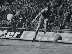 Temporada 1977/78: Argote, jugador del Athletic de Bilbao