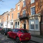 Preston [Listed Building Grade II] - 9 Bank Parade 210417